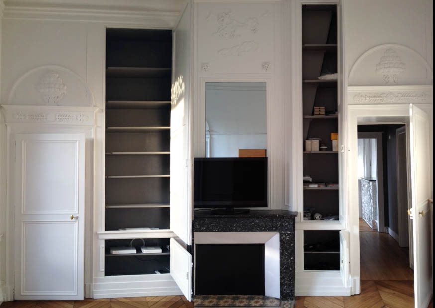 boiserie � placards derobes